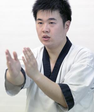 Zelfverdediging Wing Chun Rotterdam