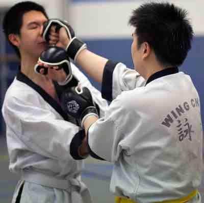 Vechtsport Rotterdam