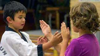 Wing Chun Kung Fu als zelfverdediging voor Kinderen in Rotterdam